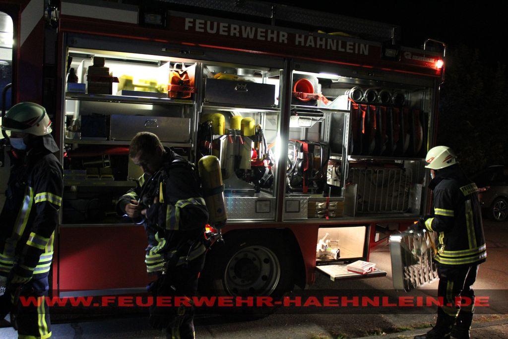F RWM - RAUCHWARNMELDER AUSGELÖST